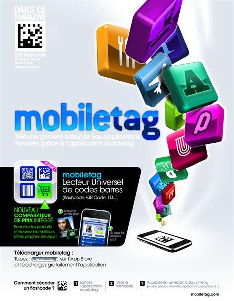 mobile tag mobiletag phone magazine mobiletag