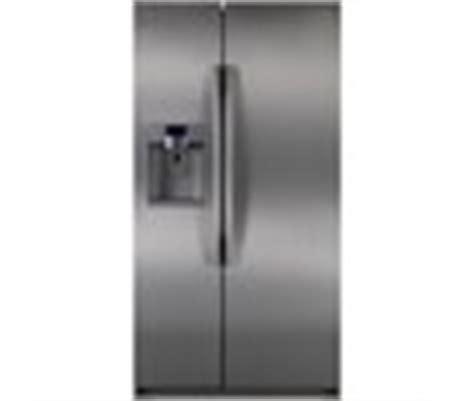 reset samsung refrigerator samsung rsg257aars 241 cu ft side by side refrigerator