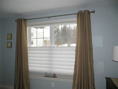 Blinds That Open From Top And Bottom Blinds Vs Roman Shades Vs Cellular Shades
