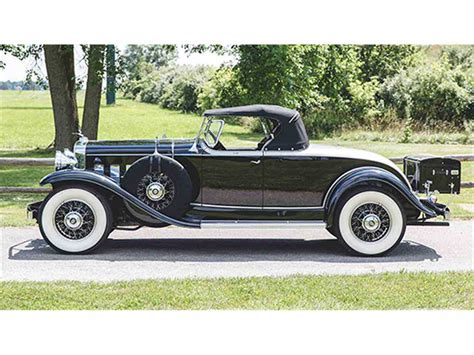 1931 cadillac roadster for sale 1931 cadillac v8 roadster by fleetwood for sale in auburn