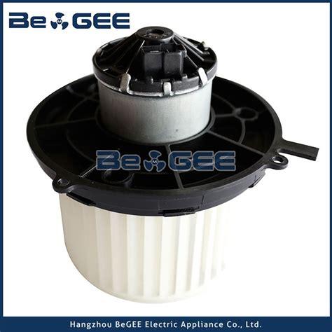 professional cooling ac fan motor for daihatsu terios