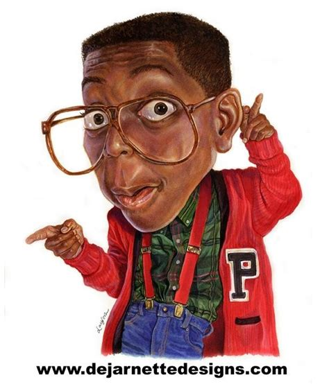 urkel family matters pin by third wind enterprise llc on caricatures
