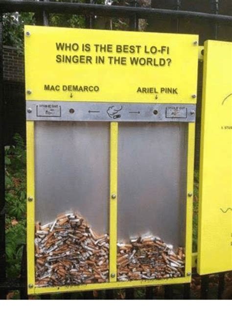 the best singer in the world who is the best lo fi singer in the world mac demarco