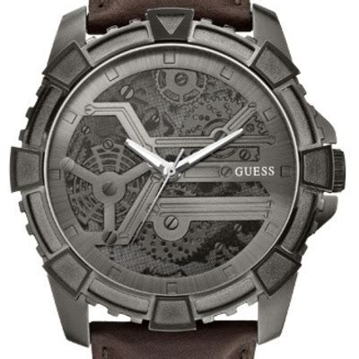 Guess Highline W0829l3 montre powerhouse w0274g1 guess marron montres and co