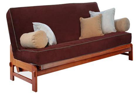 the futon store folding futon frame cherry cypress wood futon sofa