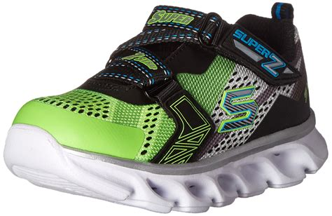 skechers s lights hypno flash boys light up shoes skechers boys hypno flash z light up sneaker