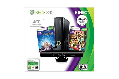 best deals on xbox 360 kinect bundles