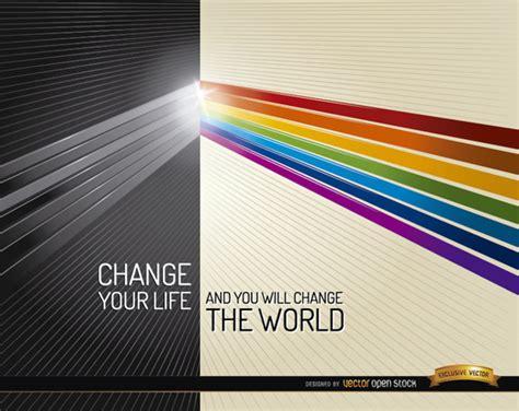 Spectrum Background Check Light Spectrum Background Vector Free