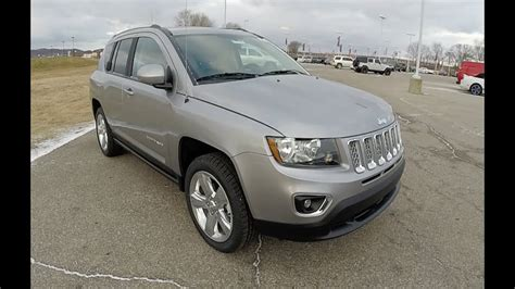 2015 Jeep Compass by 2015 Jeep Compass Latitude High Altitude Edition 4x4 17783