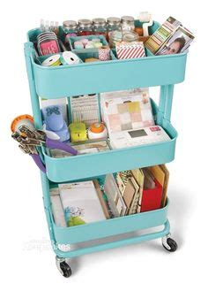 ikea raskog cart discontinued check out all you can organize and fit on to one of those