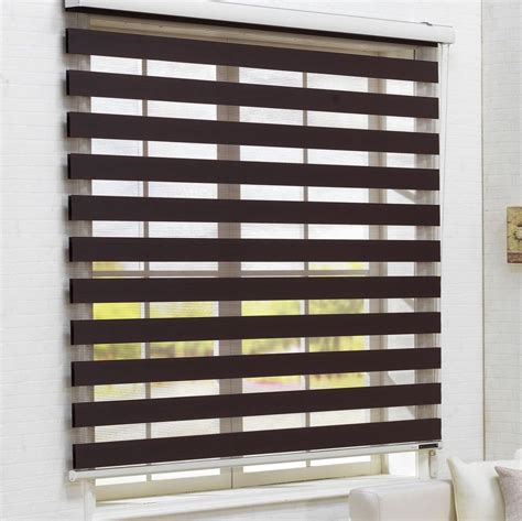 Horizontal Blinds Roller Blind Zebra Shade Custom Vertical Devider Curtain