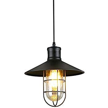 barn light with cage industrial pendant light ivalue vintage barn pendant light