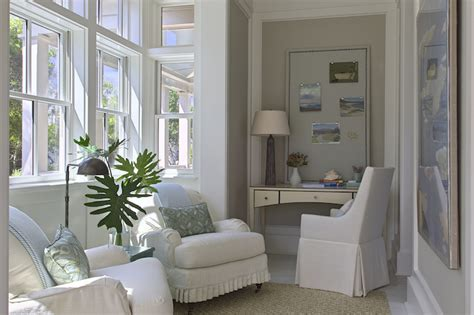 Sunroom Office Ideas sunroom office cottage den library office grace interiors