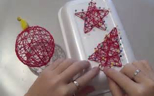 Christmas tree ornaments how to make ornaments are things used to make