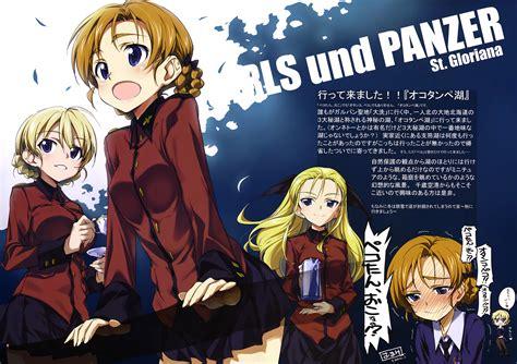 assam girls und panzer zerochan anime image board