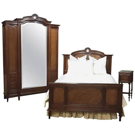 century furniture bedroom sets 19th century french neoclassical mahogany bedroom set at