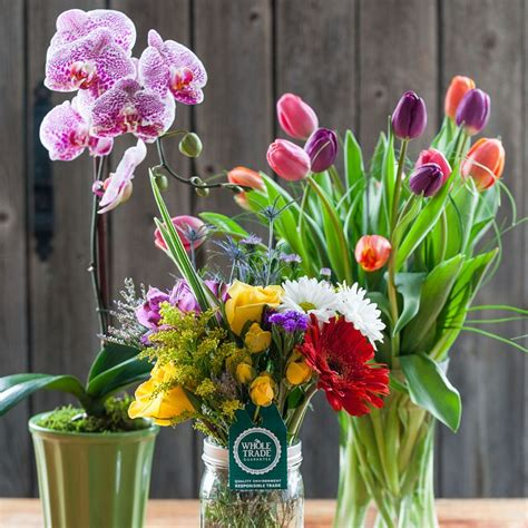 floral food pick the perfect flowers for mom whole foods market
