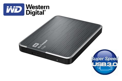 Hardisk External Wd Passport 500gb western digital my passport edge 500gb portable external