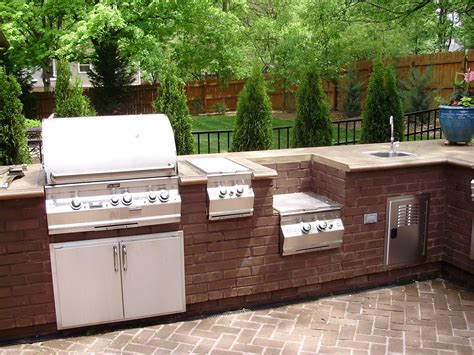 out door kitchen outdoor kitchens rockland county ny 171 landscaping design