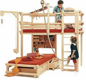 Bunk Beds Childrens Bunk Bed Meets Backyard Play Structure Bunk Bed Study Toddler Bunk Beds For