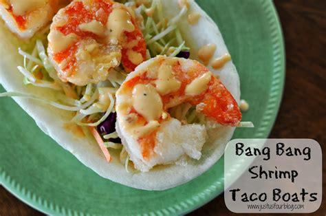 taco boats coles bang bang shrimp taco boats my suburban kitchen