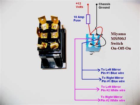 Rocker Switch Wiring Instructions
