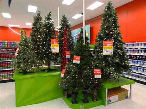 small christmas trees target target trees 50