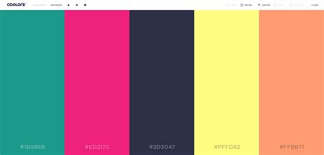 color combination generator web design mistakes that make users leave your website