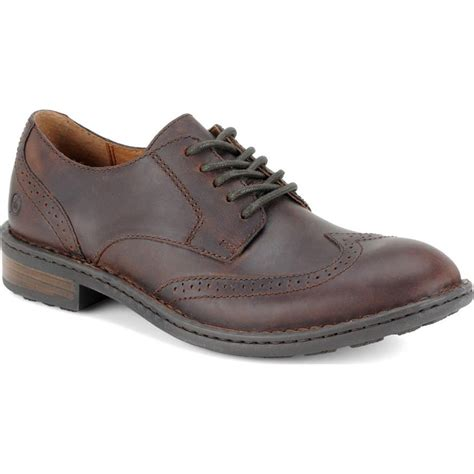 born oxford shoes born bainbridge wingtip oxford shoes 652665 casual