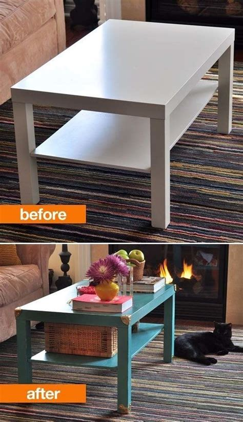 lack coffee table hack 20 cheap ikea furniture hacks to easily upgrade your home