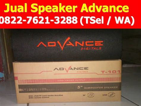speaker aktif 2 1 advance m 080 0822 7621 3288 tsel speaker advance t101