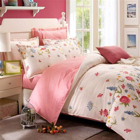 beige twin comforter set pastoral style comforter cover set beige coral reactive