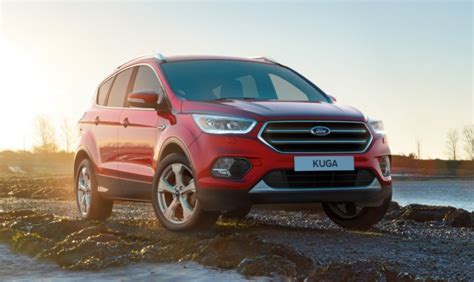 2018 ford kuga changes specs mpg price 2018 2019