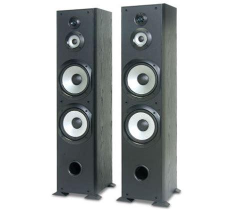 Floor Speakers Pair by Sony Ssf7000 Floor Standing Speakers Pair E216175
