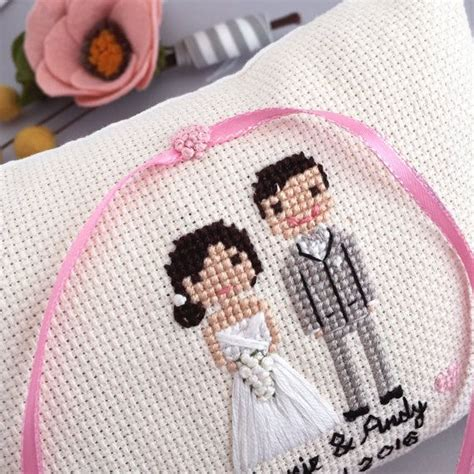 best 25 cross stitch pillow ideas on