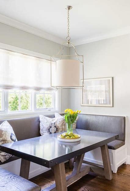upholstered breakfast nook pantone sharkskin concepts and colorways