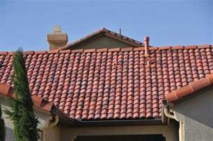 Ceramic Tile Roof Clay And Concrete Roofing Tiles The Basics Bob Vila
