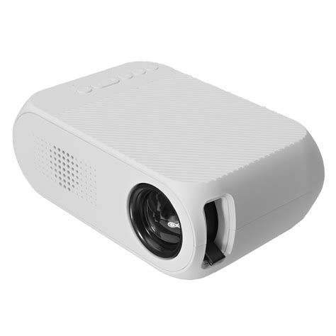 Home Theater Yg Bagus Yg 320 Mini 400lumens 320 240 Led Portable Projector Home Theater Uk Au Eu Us Sale