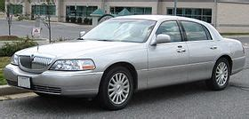 Lincoln Town Car Copro