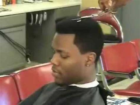 flat top haircut in lewisville texas bigen quot old school quot flat top youtube