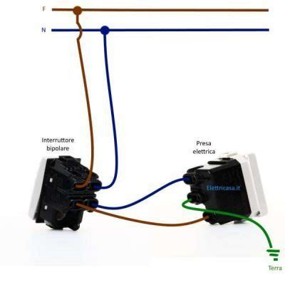 come collegare un interruttore ad una lada come collegare un interruttore bipolare elettricasa