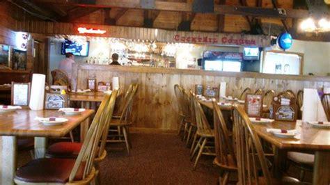 Log Cabin Restaurant Bar Harbor Me by Buffalo Shrimp Wrap Deeelicious Picture Of The Log