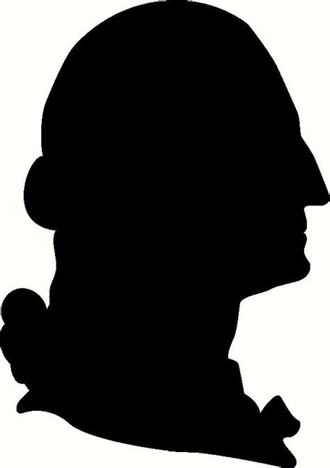 Create Your Own Wall Sticker george washington profile wall sticker vinyl decal the