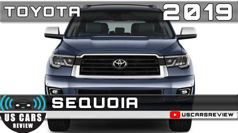 2019 Toyota Sequoia Review by 2019 Toyota Sequoia Review