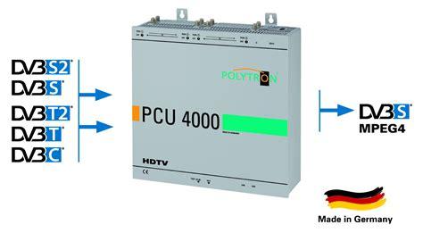 Tv Tuner Polytron tuner f 252 r kabel satellit und dvb t polytron