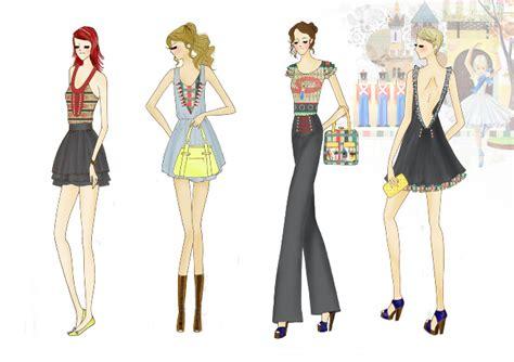 fashion illustration facts fashion illustration portfolio presentation