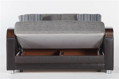 convertible sofa bed with storage fulya gray convertible sofa bed with storage marjen