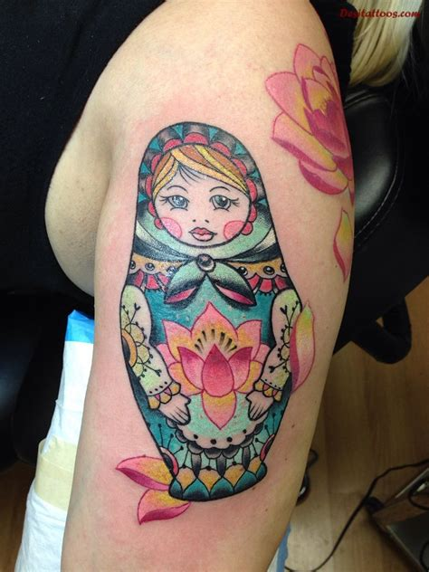 russian doll tattoo designs 80 cool matryoshka tattoos