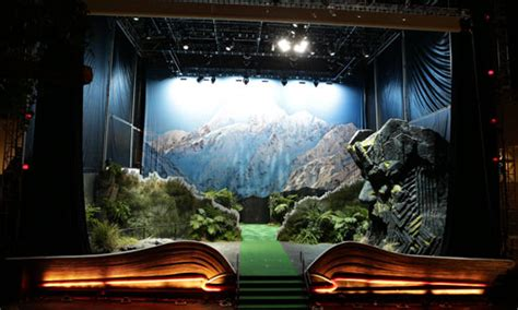 up film location giant pop up book brings film locations in the desolation