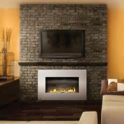 decorating a fireplace wall alluring brown brick fireplace wall with captivating wall